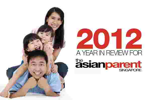2012 Year in review for theAsianparent