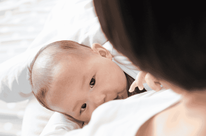 how to help a gassy newborn