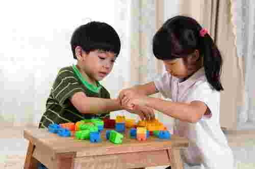Different family rules will be needed for different situations, e.g. for when you have preschoolers.