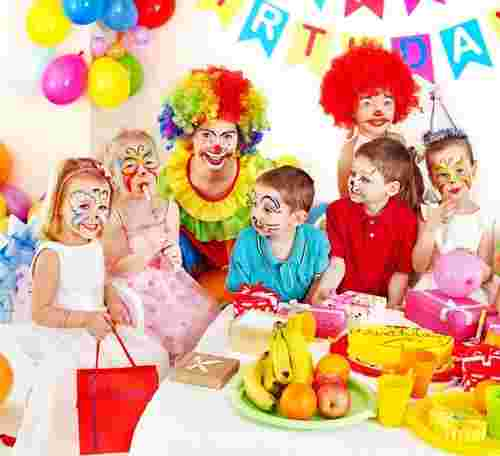 Birthday party etiquette for kids