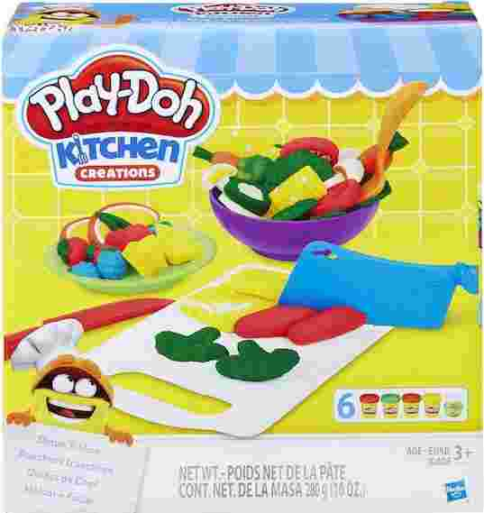 Get your child ready to be the next Junior Chef with Play-Doh's Kitchen Creations