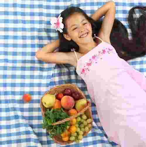 Picnic food for picky eaters