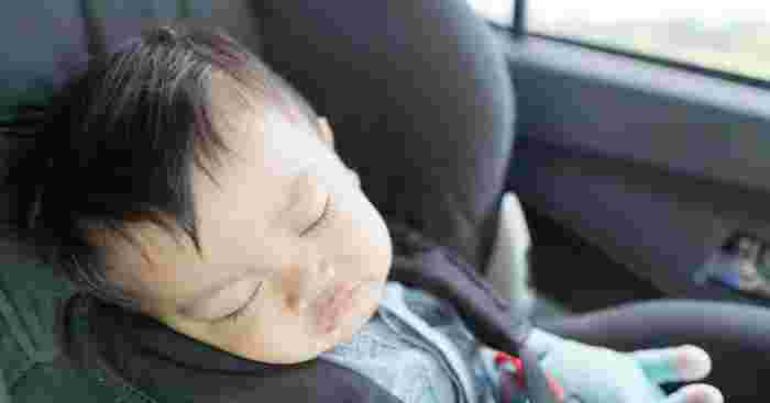 Sleeping In A Car Seat - Is It Safe For Babies?