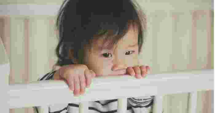 Toddler Tips: Baby's Big Move From Cot To Bed