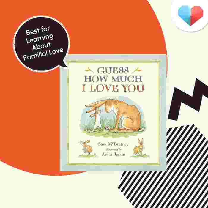 Guess How Much I Love You - Best For Learning about Familial Love
