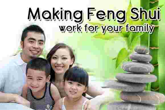 feng shui for your family