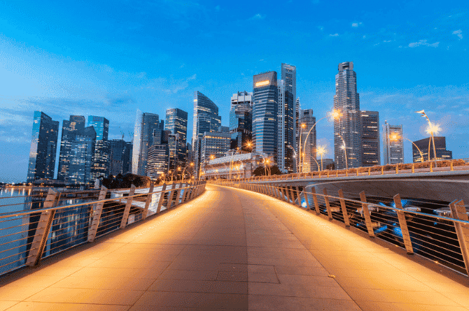 Top 9 Romantic Spots In Singapore For Couples To Rekindle Their Love