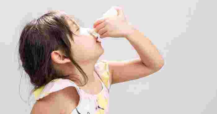 Dealing With Your Kid's Runny Nose: What Mums Should Know