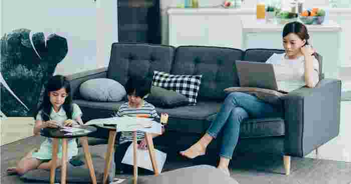 How To Be A Work-at-home Mum (WAHM)