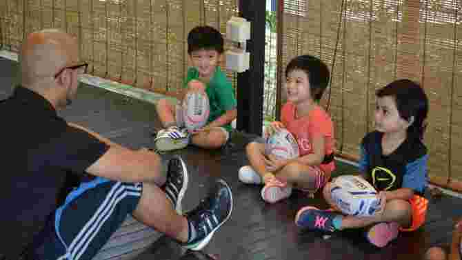 physical activity and kids
