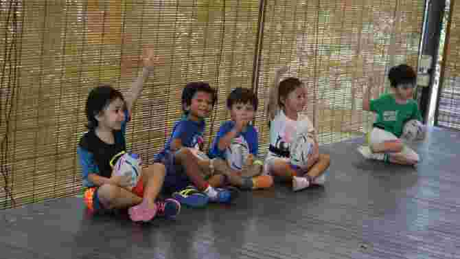 physicaly activity for kids
