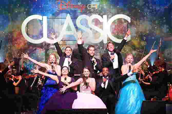 WIN premiere tickets to Disney on Classic