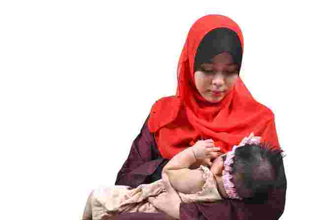 breastfeeding and fasting