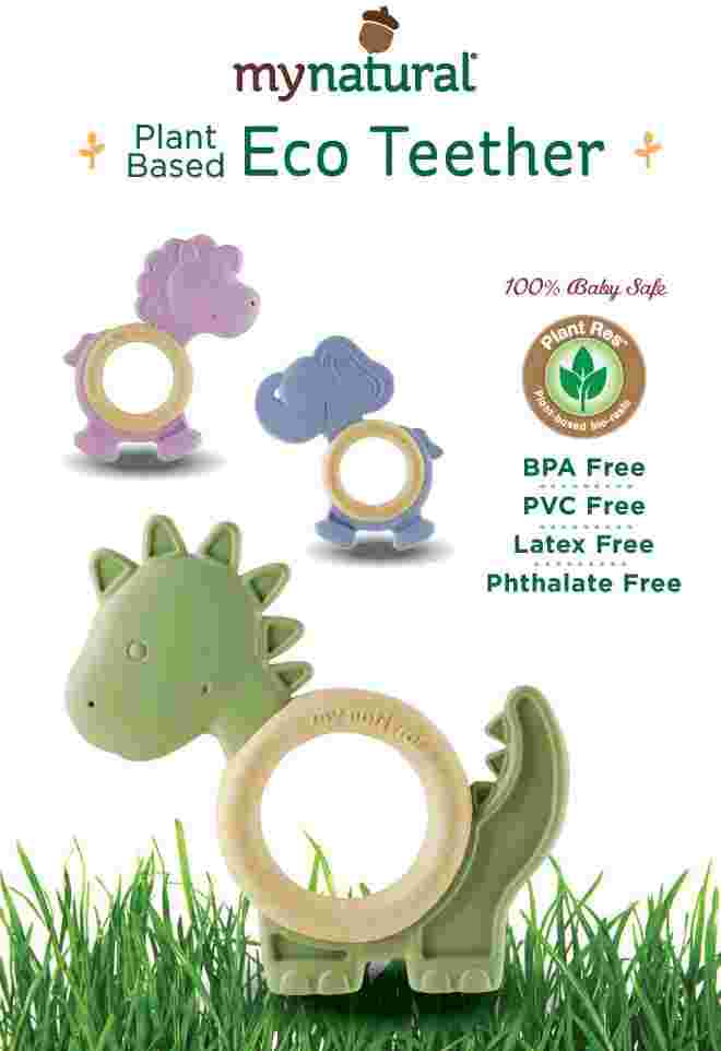 Teethers are soothing for your little one, but it is imperative for them to be 100% baby safe