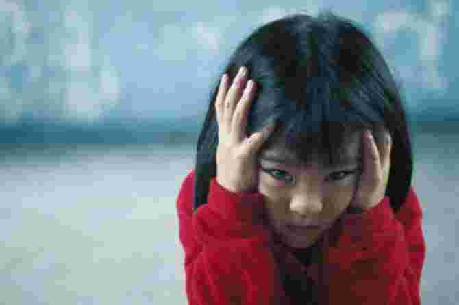 Anxiety Attacks in Children, anxiety, stress, child, depression, sad, anger, stressed