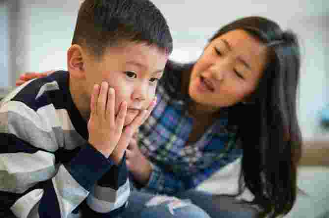 managing your child's emotions