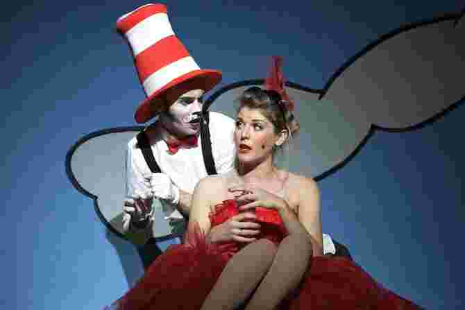 WIN tickets to Seussical the Musical!