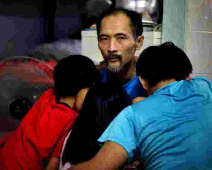Goh Hoon Tiong is a single dad with cancer
