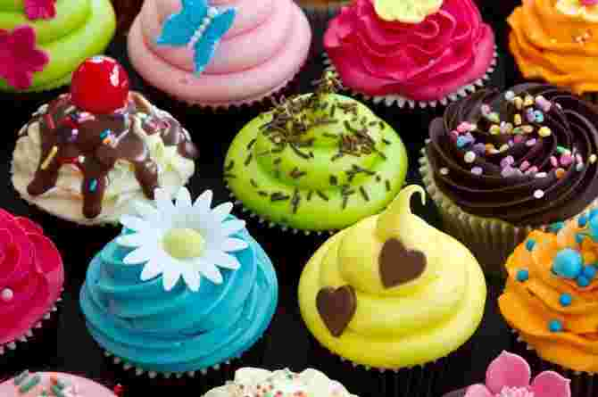 places to get the most decadent cupcakes