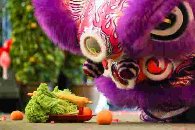 Everything You Ever Wanted To Know About The Chinese Lion Dance Tradition