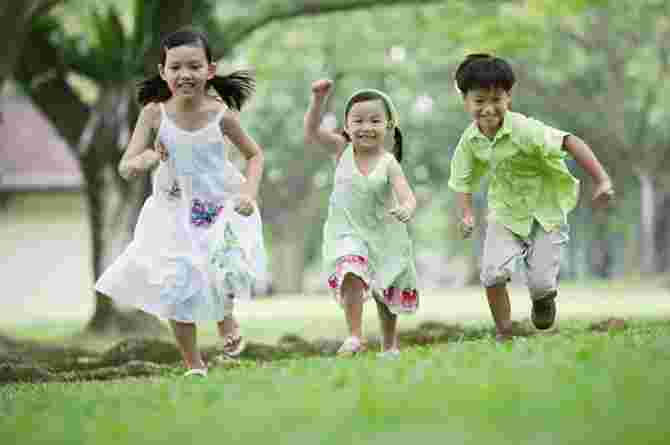 outdoor play for kids