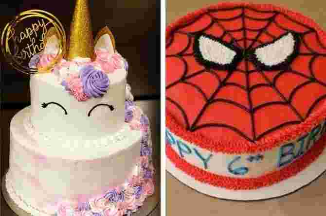 Top 5 places in Singapore to customise your kid's birthday cake