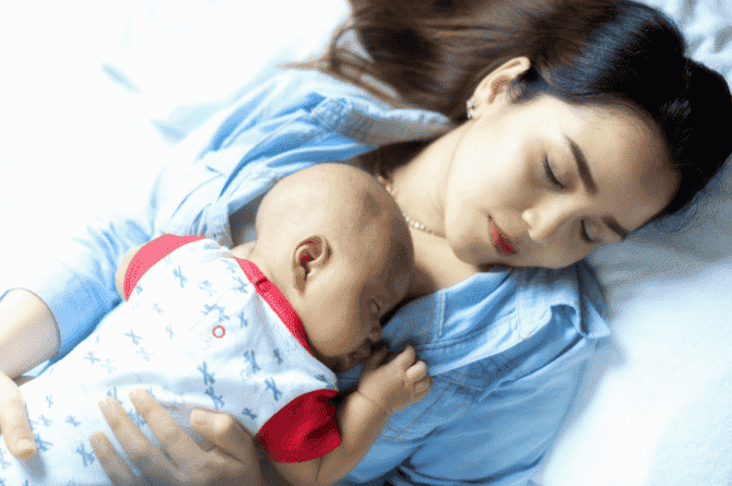 what not to do with a newborn