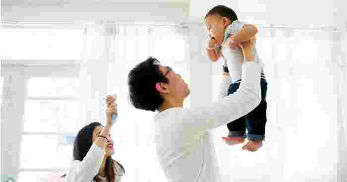 4 Amazing Physical Health Benefits of Being a Father