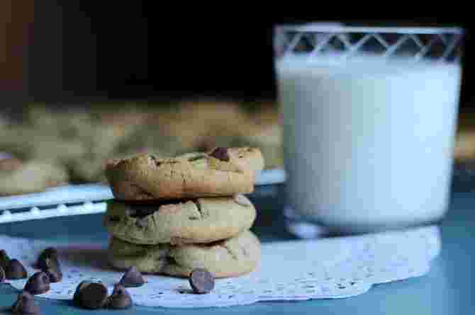 Milk and Cookie Disease, food, meal, eat, delicious, snack