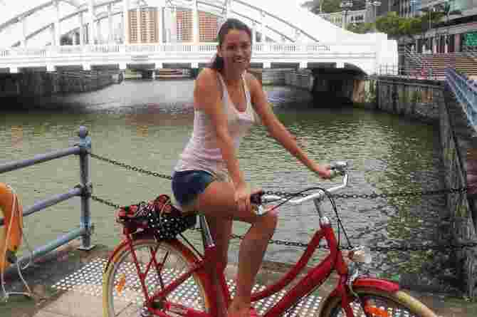 where to rent bicycle in singapore
