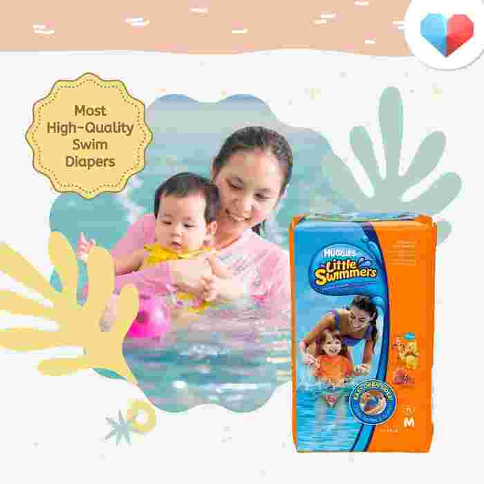 Huggies Pants Little Swimmer Review  Most High-Quality Swim Diapers