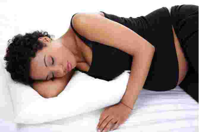 sleeping positions, pregnant, pregnancy, mother, mum, safety, health