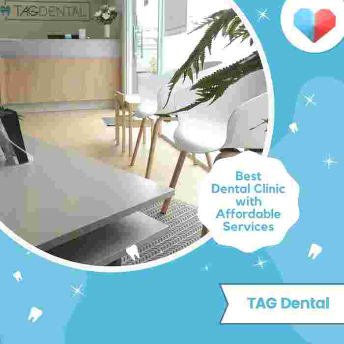 TAG Dental: Best Dental Clinic with Affordable Services
