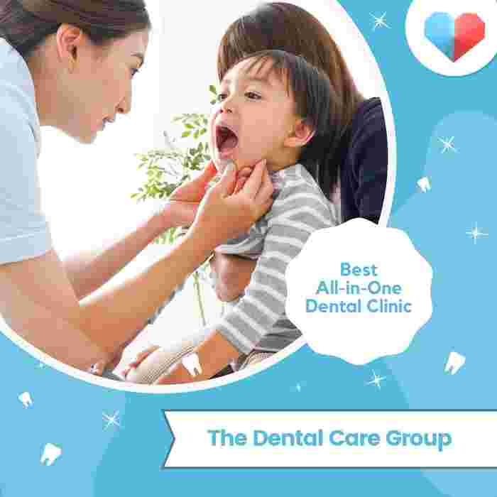 The Dental Care Group: Best All-in-One Dental Clinic