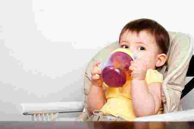 when to give baby water