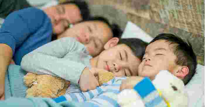 8 Ways Co-sleeping Can Shape Your Child's Personality