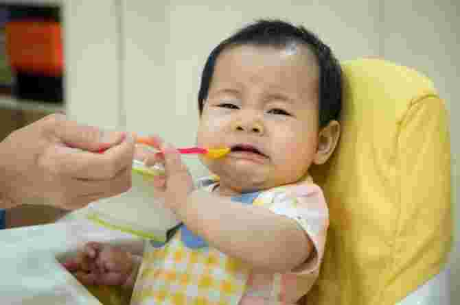 Bizarre! Baby Kicked Out Of Daycare For Not Eating Food