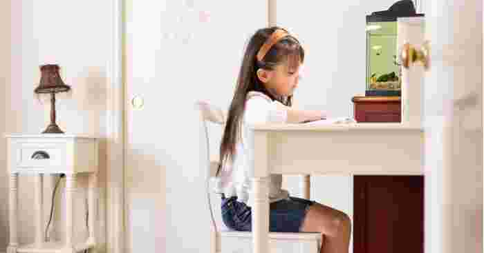 study space for your child