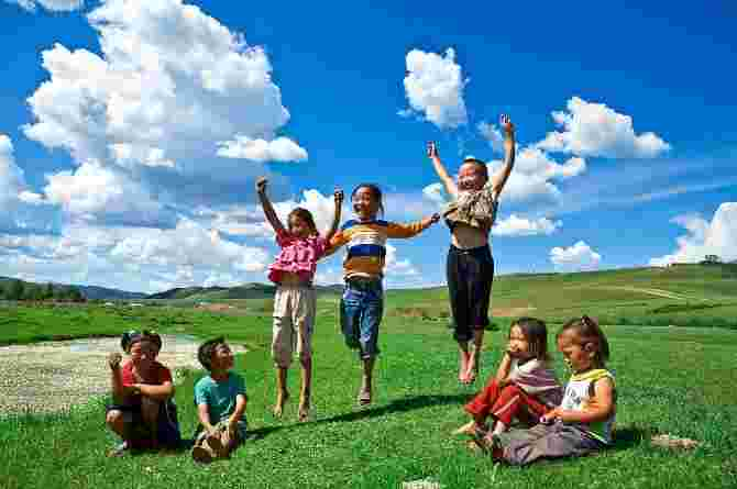 Friendships have a lasting impact on children