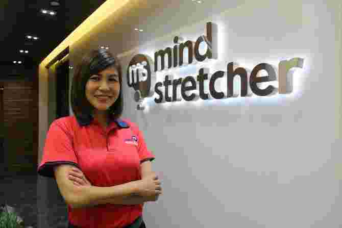 How This Single Mum of Four Became a Super Successful Businesswoman in Singapore