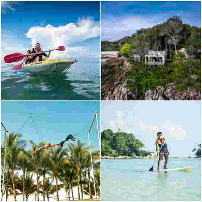 Grab your chance to WIN a 3D2N stay at Club Med Bintan!