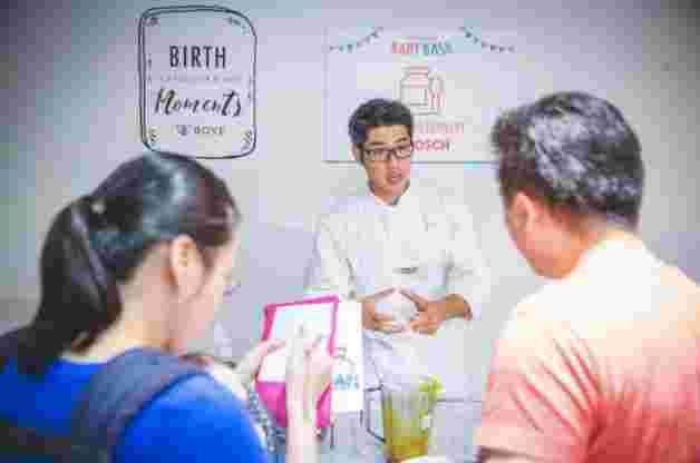 What went down during our April 2017 Baby Bash and what you can expect at the next one!