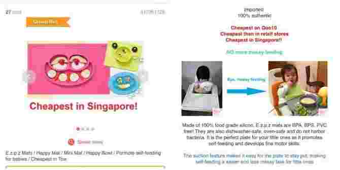 Singapore mum bought baby product online. What happened next is DISAPPOINTING!