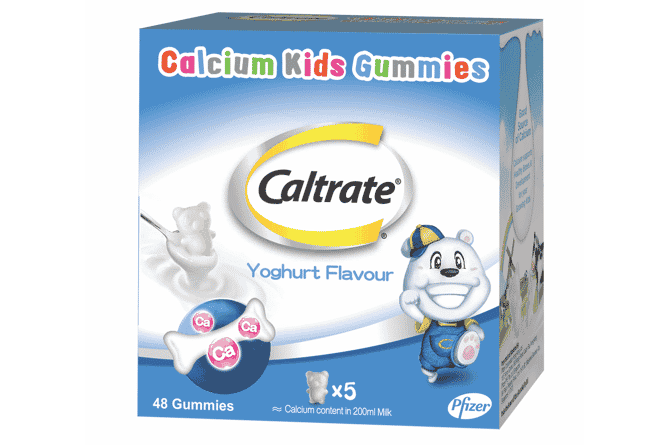 calcium for growth and height