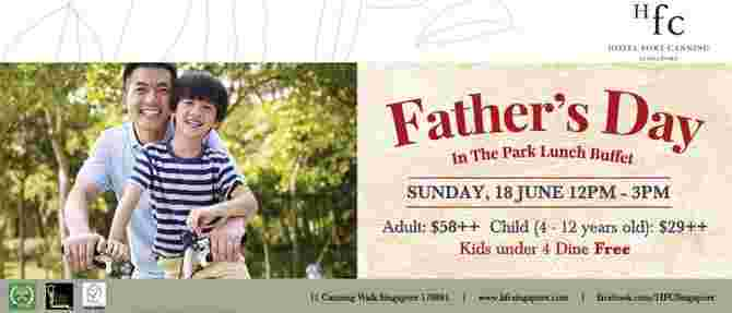 Father's Day Singapore: Pamper Dad With Good Food, Fun Activities