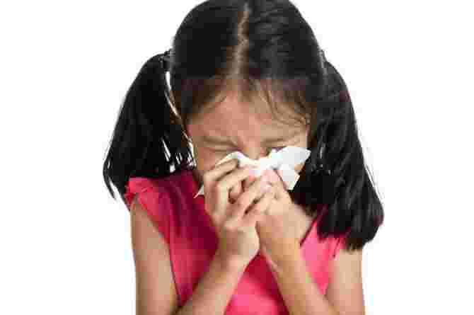 childhood allergies in Singapore