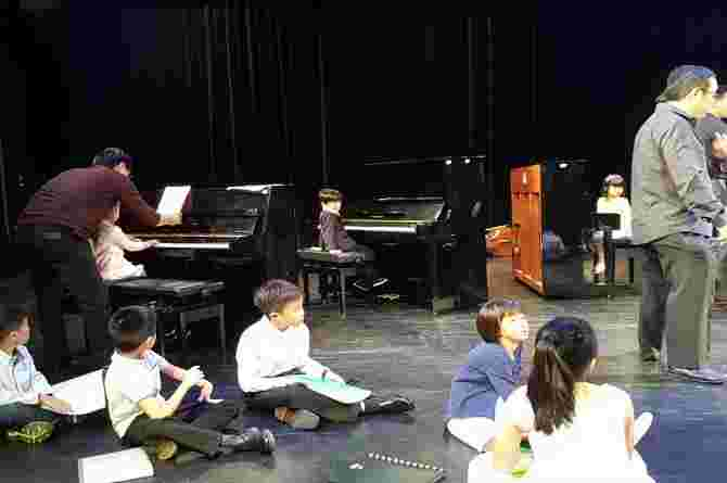 motivate children to learn music