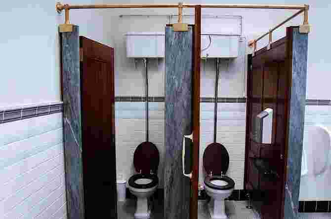 The Disgusting Reason Why You Should STOP Putting Toilet Paper on Public Toilet Seats