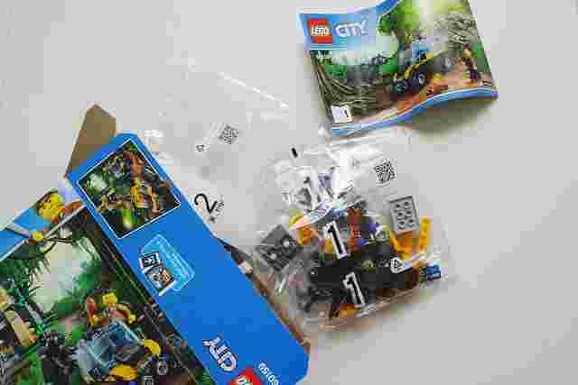 What special power did the Red Jewel in LEGO City Jungle Adventure have