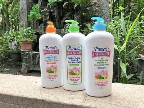 pureen baby products